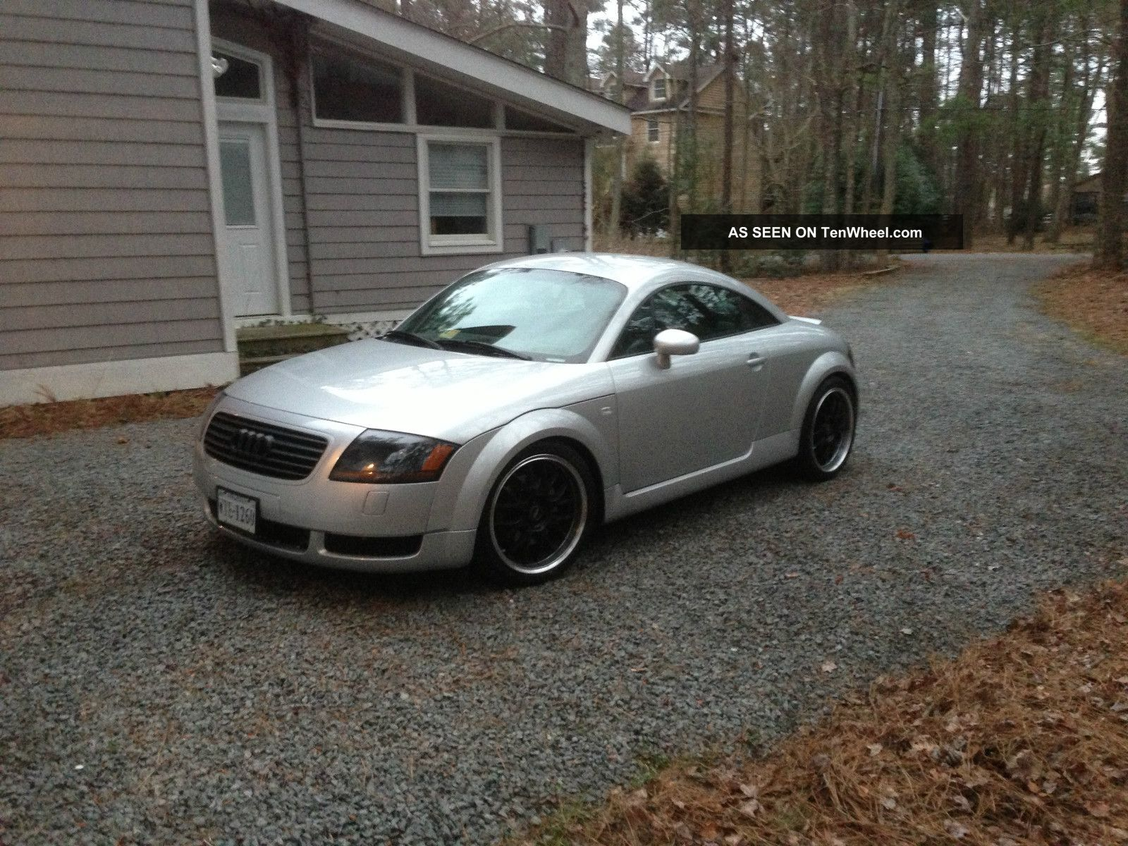 2002 Audi Tt 225 Hp Coupe 2 - Door 1.  8l TT photo