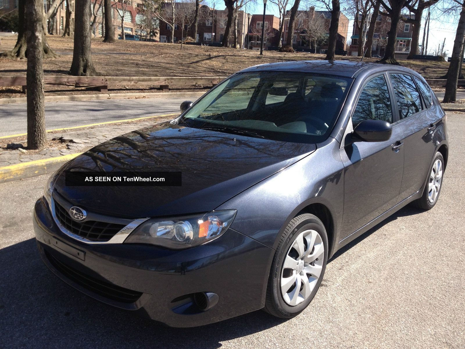 2009 subaru impreza 2 5l 4cylinder all wheel drive hatchback. Black Bedroom Furniture Sets. Home Design Ideas