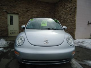 2004 Vw Bettle Gls Convertible 61k Auto photo