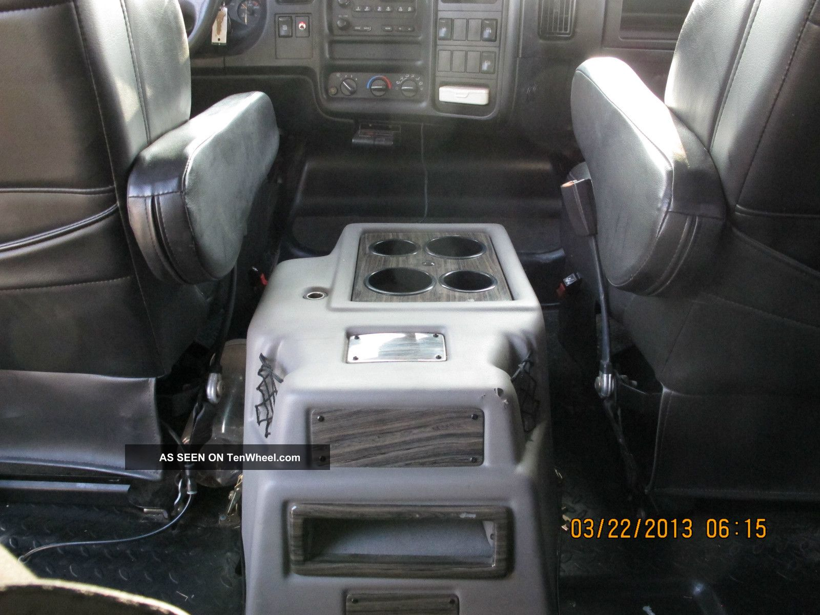 2003 Gmc Topkick Chevy Kodiak C4500