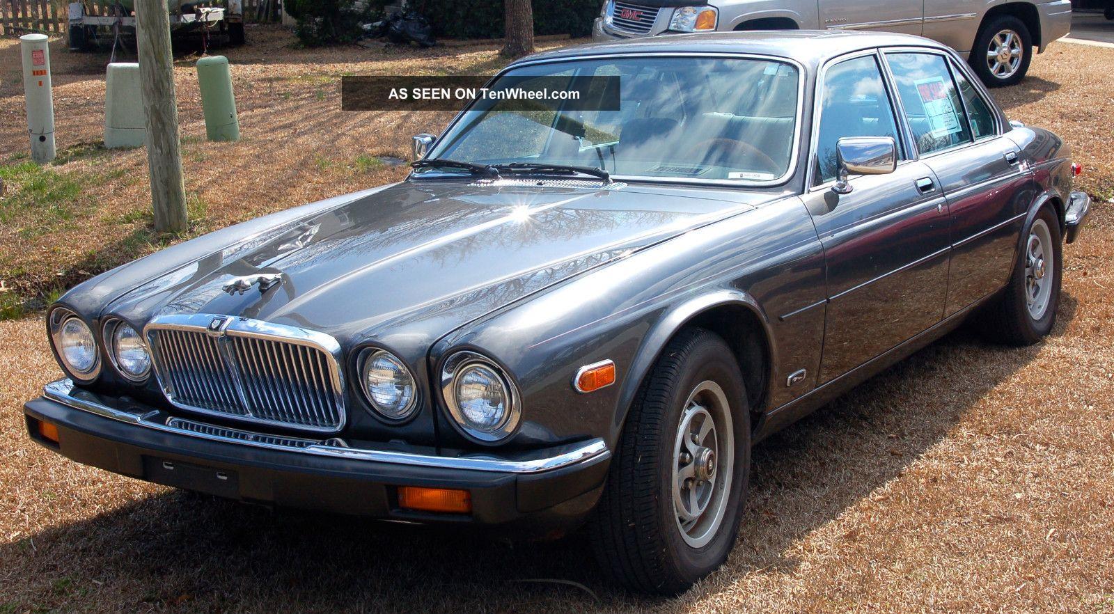 1987 Jaguar Xj6 XJ6 photo