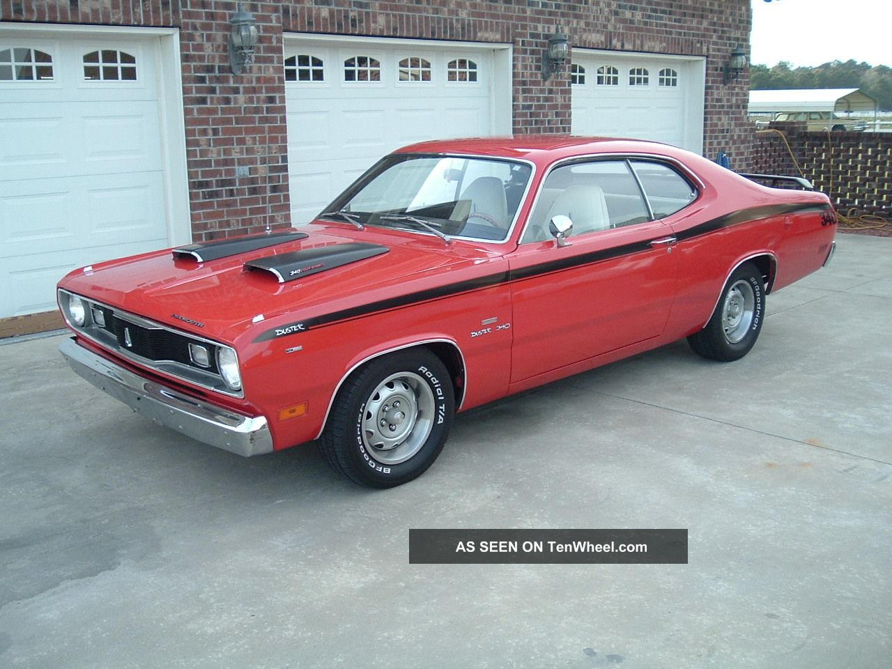 1970 Plymouth Duster - 340 A / T Duster photo