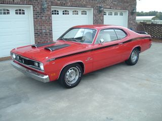 1970 Plymouth Duster - 340 A / T photo