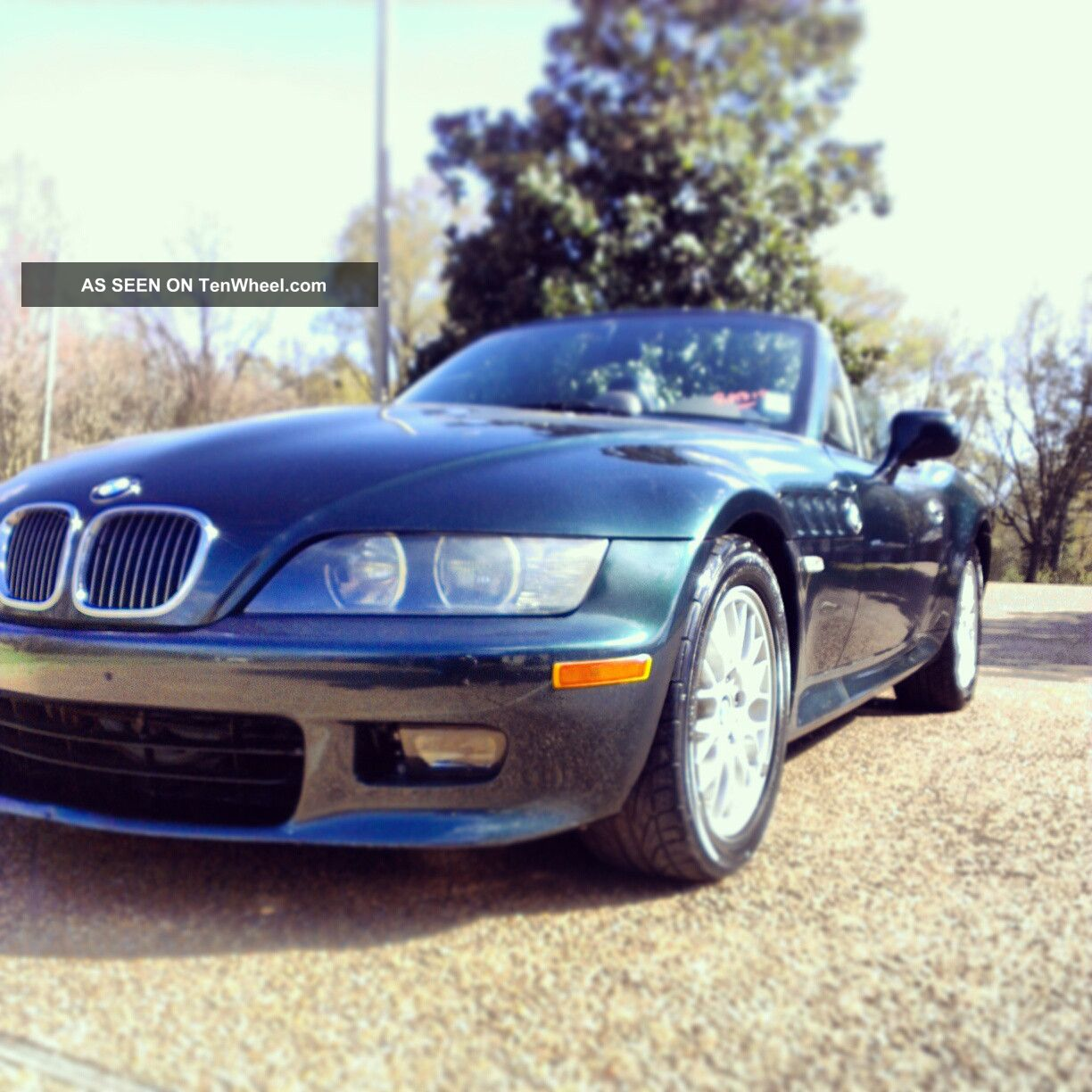 Bmw Z3 2 3: 3 Day Special 2000 Bmw Z3 Roadster Convertible 2