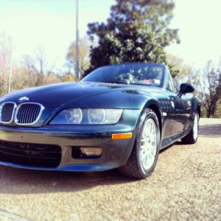 3 Day Special 2000 Bmw Z3 Roadster Convertible 2 - Door 2.  8l photo