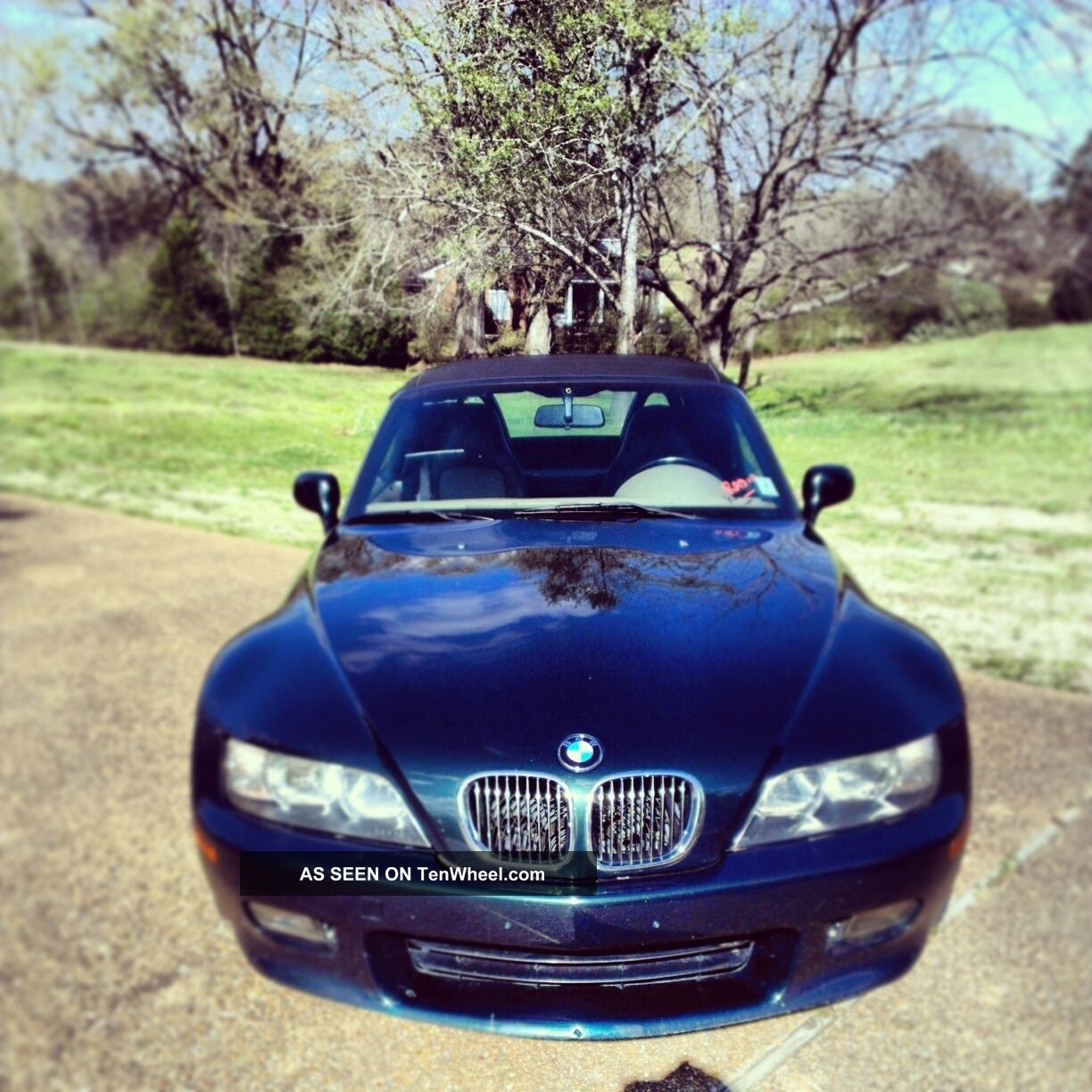Bmw Z3 Convertible: 3 Day Special 2000 Bmw Z3 Roadster Convertible 2