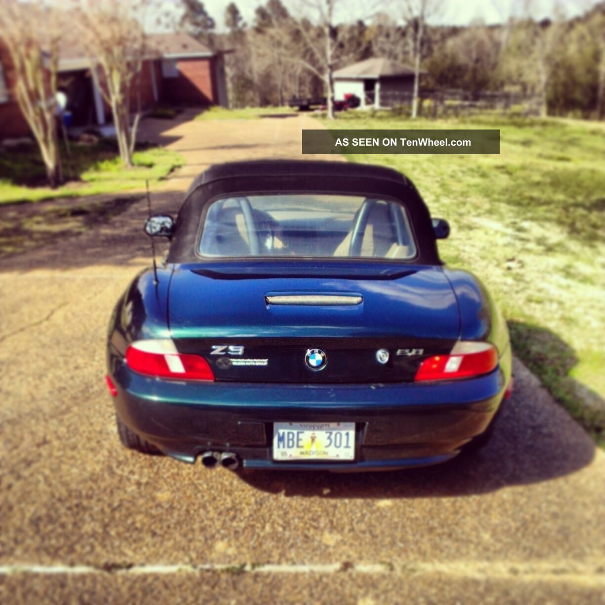 3 Day Special 2000 Bmw Z3 Roadster Convertible 2