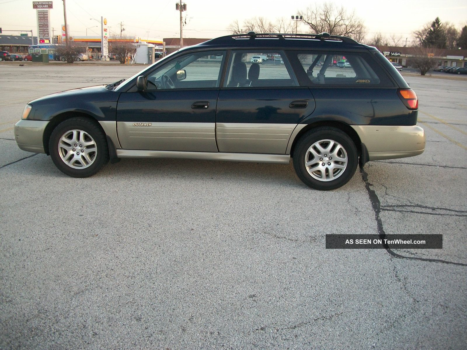 2002 subaru outback awd with 5 speed manual transmission station wagon. Black Bedroom Furniture Sets. Home Design Ideas
