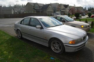 2000 Bmw 540i,  Transmition,  Motor, ,  Triptronic,  With Warrenty photo