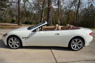 2010 Maserati To July 2014 Wow Msrp $142k photo