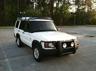 2003 Land Rover Discovery Sport Utility 4 - Door 4.  6l Very Cool Lr photo