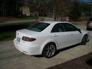 2006 Mazda 6 S Sedan 4 - Door 3.  0l photo