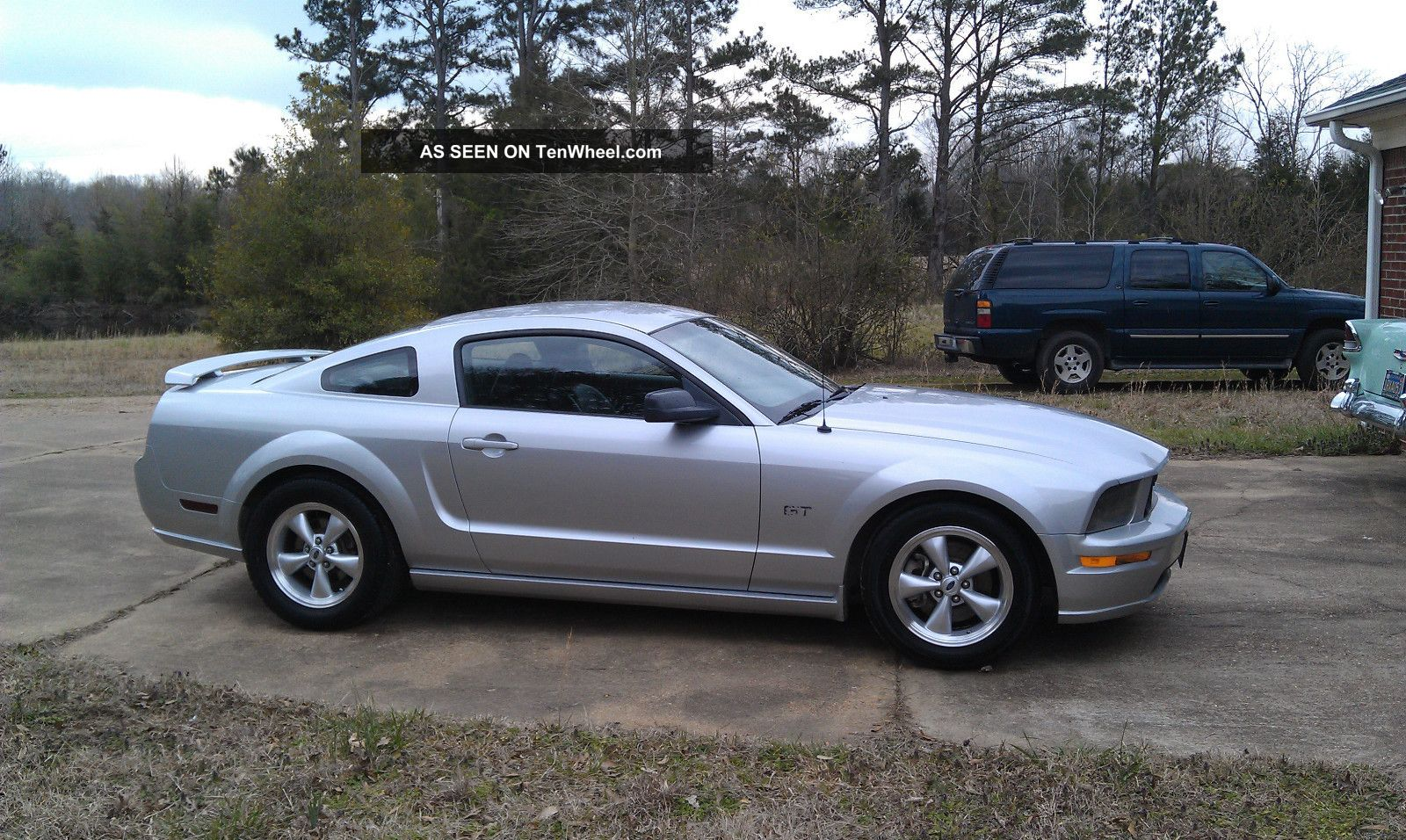 2005 Kenne Bell Supercharged Mustang Gt