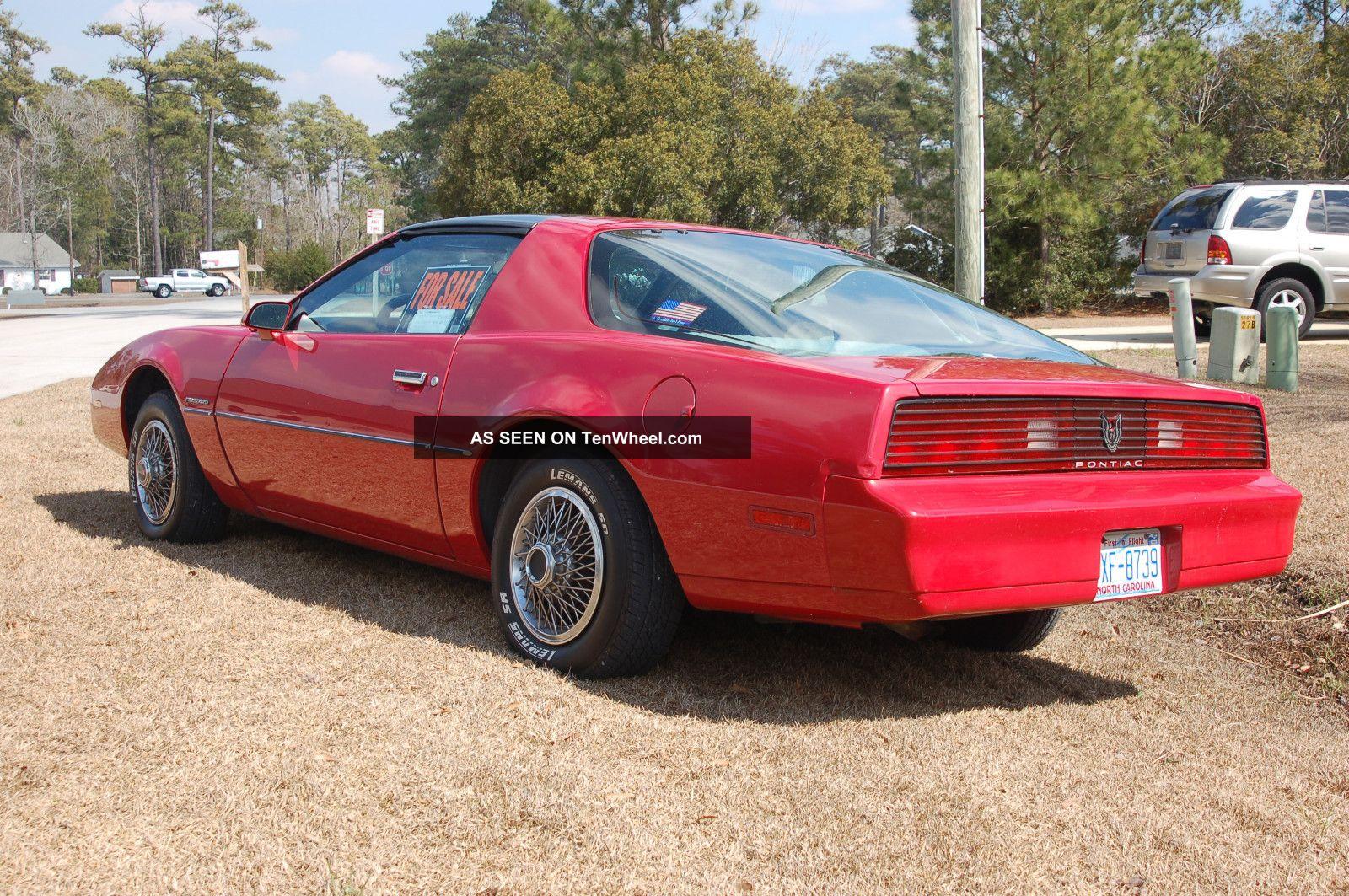 1982 Pontiac Firebird Related Infomation Specifications Weili Automotive Network