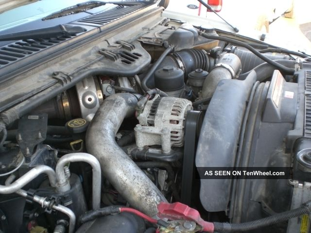 Ford F Duty Powerstroke Diesel Egr Delete Arp Fast Cheap Mpg Lgw on 2004 Dodge Dakota Slt V8 Mpg