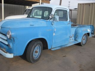 1955 Dodge Pick Up Truck With Hemi Engine photo
