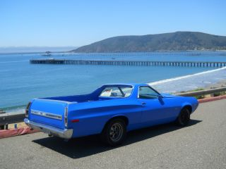 1972 Ford Ranchero 500 429 Reliable Daily Driver photo