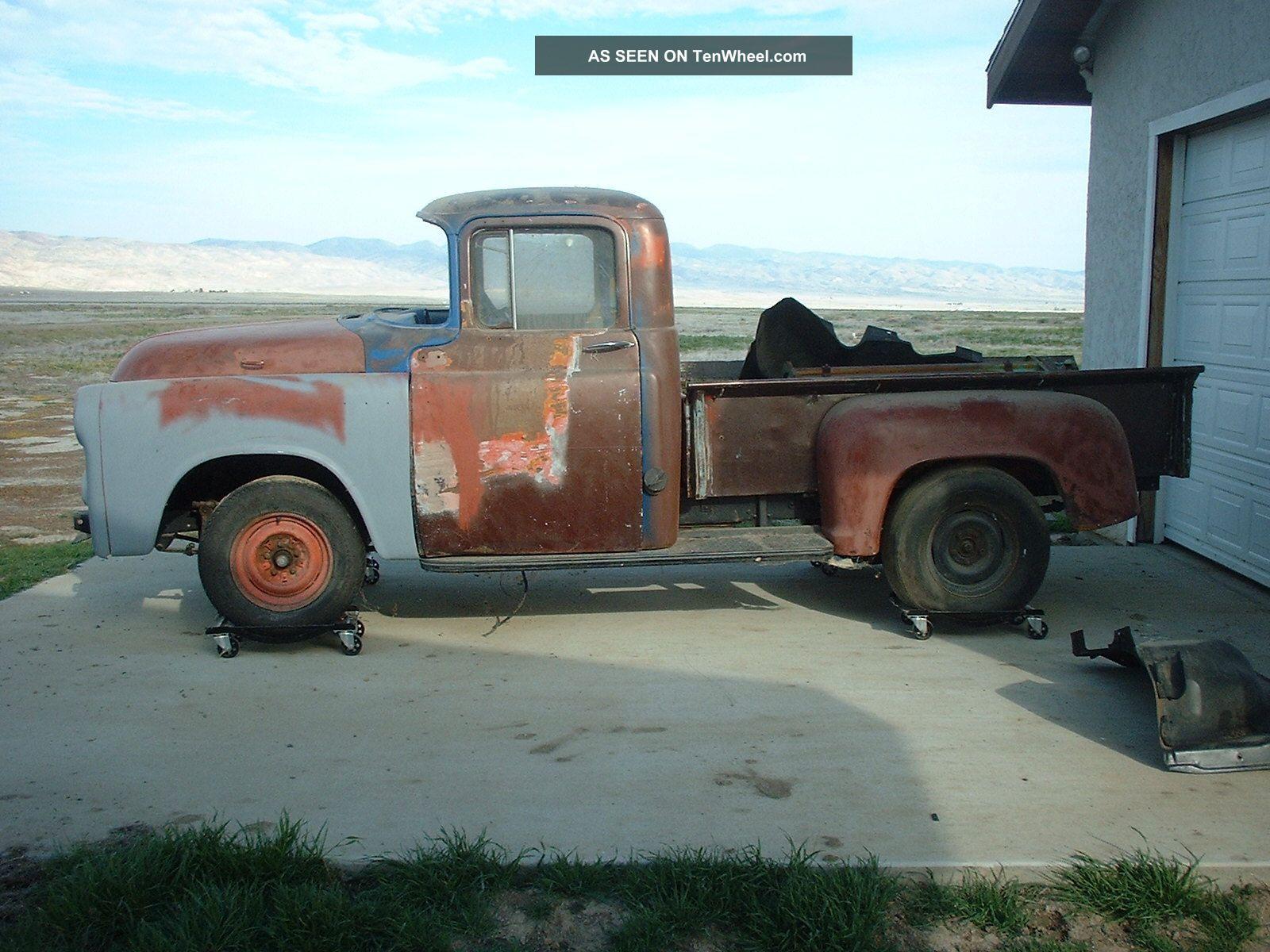 1956 Dodge Truck,  P / U,  V8,  Shortbed,  Stepside,  Mopar,  Dodge,  Truck,  Dodge Truck,  Pickup Other photo