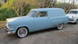 1954 Ford Courier Sedan Delivery photo