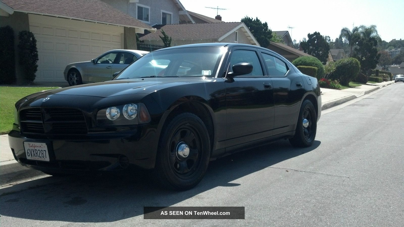 2009 dodge charger police package charger photo 1. Cars Review. Best American Auto & Cars Review