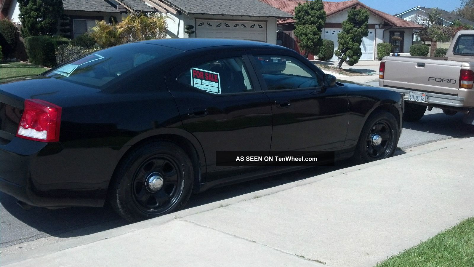 2009 dodge charger police package charger photo 2. Cars Review. Best American Auto & Cars Review