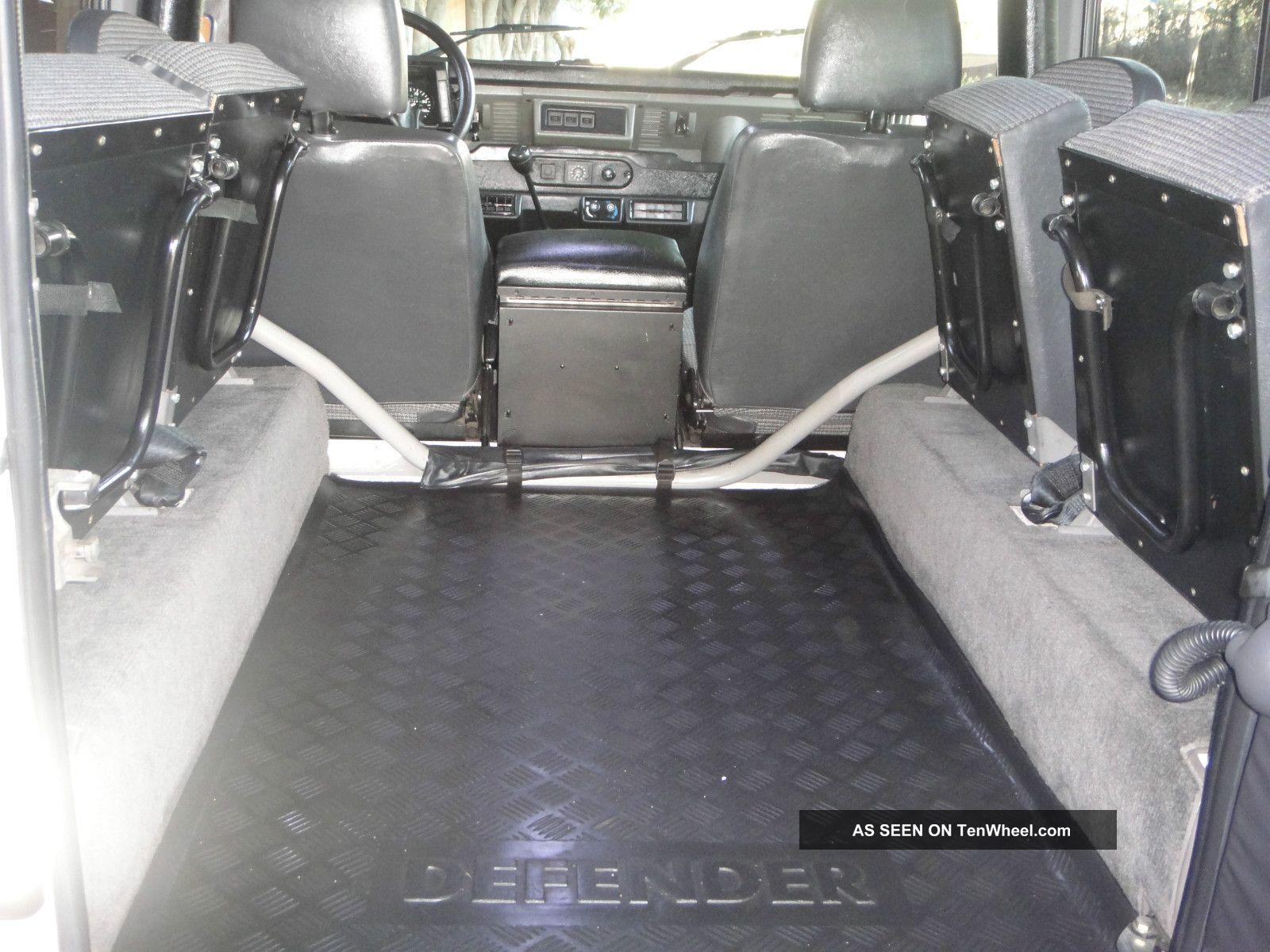 land rover defender  base sport utility  door