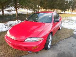 1998 Chevrolet Cavalier Commuter 4 Cylinder (good On Gas) photo