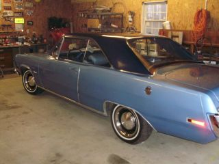 1971 Plymouth Scamp Base 3.  7l photo