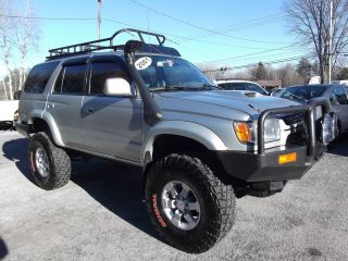2001 Toyota 4runner Sr5 Sport Utility 4x4 4 Dr Auto photo
