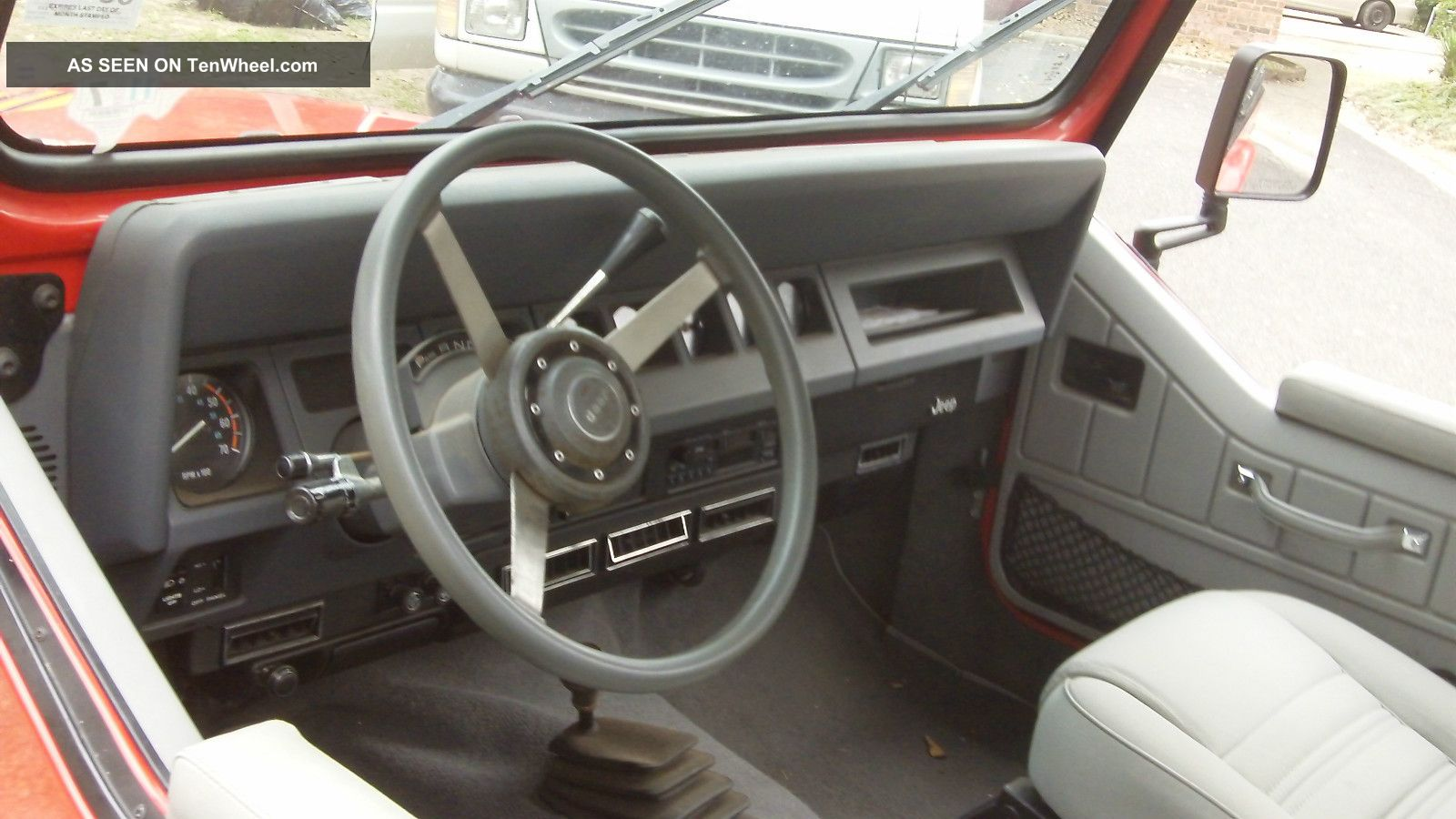 1989 jeep wrangler interior car interior design