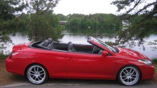 Loaded 2007 Toyota Solara Sle Convertible 20
