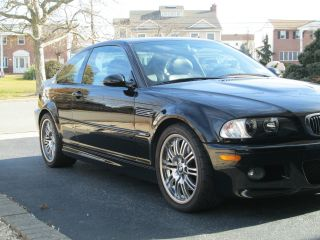 2001 Bmw M3 Base Coupe 2 - Door 3.  2l photo