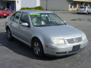 2004 Volkswagen Jetta Gls Sedan 4 - Door 1.  8t photo