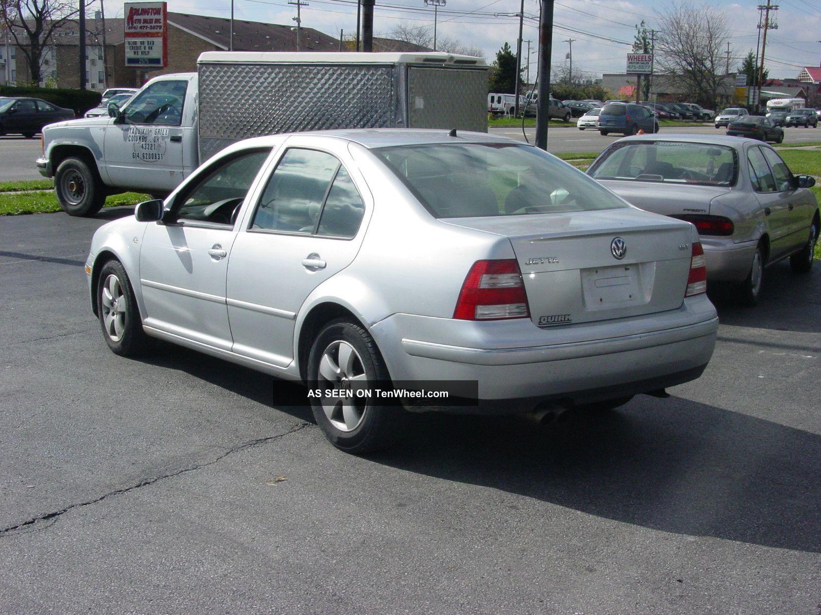 2004 Volkswagen Jetta Gls Sedan 4 - Door 1. 8t