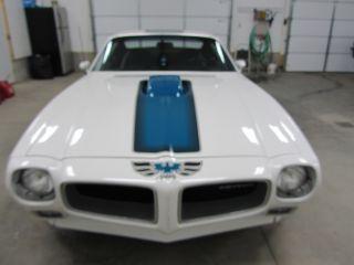 1971 Pontiac Trans Am 455 Ho