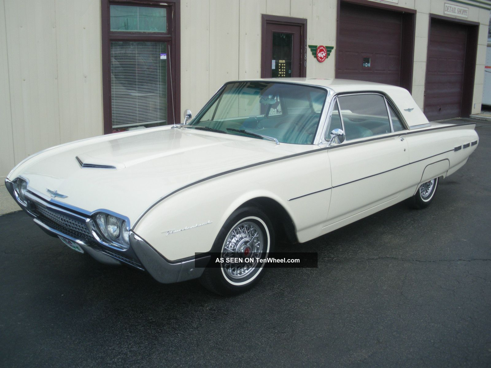1962 ford thunderbird 2 dr hardtop. Cars Review. Best American Auto & Cars Review