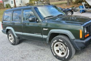 Jeep Cherokee Sport 1998 photo