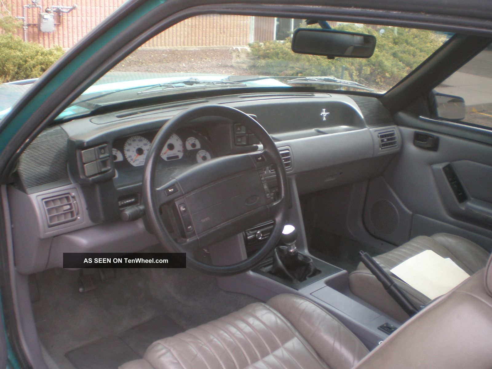 Mustang Notchback Dohc Cobra Swap With Lots Of Extras And Very Lgw