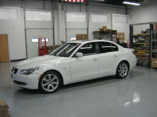 2008 Bmw 535xi Base Sedan 4 - Door 3.  0l photo
