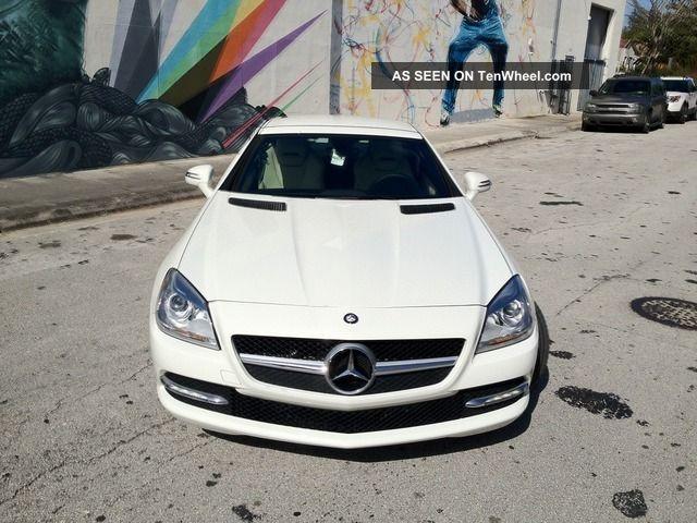 2012 Mercedes - Benz Slk 350 SLK-Class photo