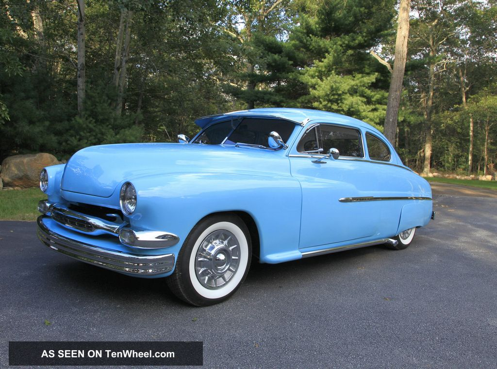 1950 Mercury Coupe - Zz4 Crate Nr Other photo