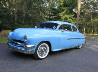 1950 Mercury Coupe - Zz4 Crate Nr photo