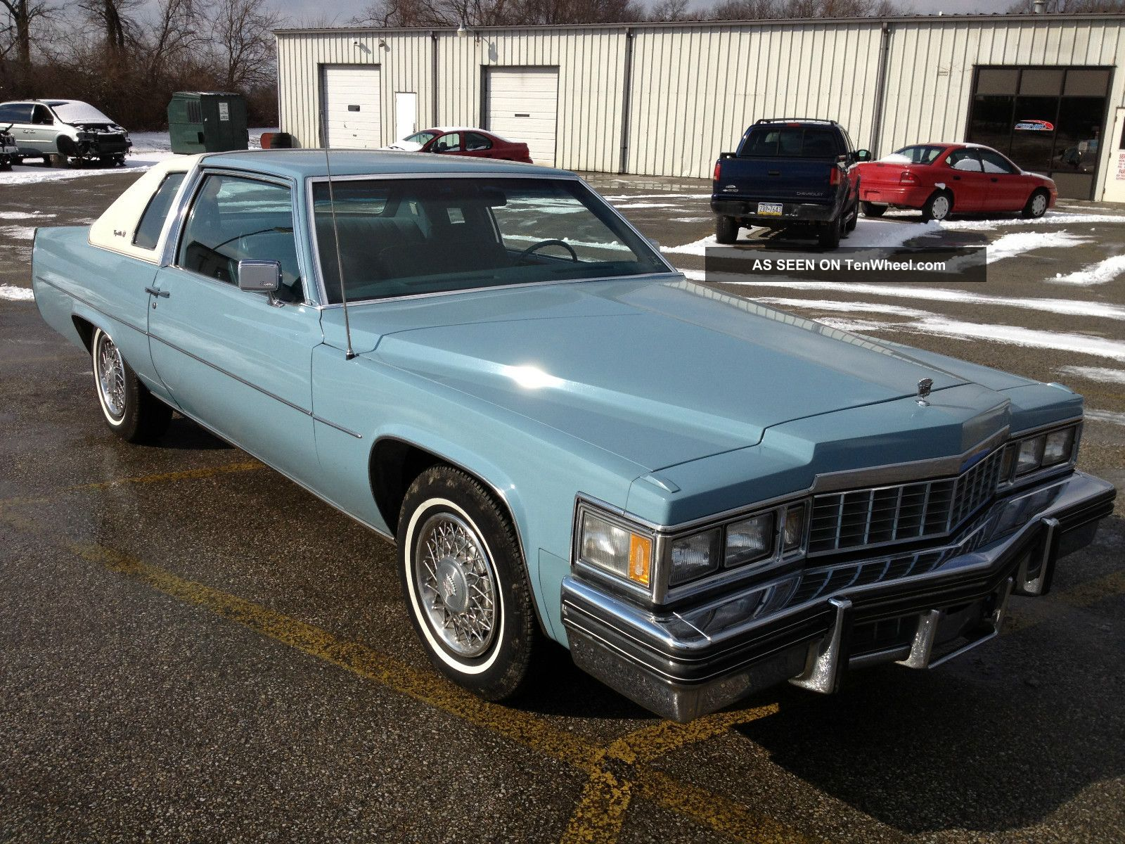 1977 cadillac coupe deville near survivor deville photo. Cars Review. Best American Auto & Cars Review