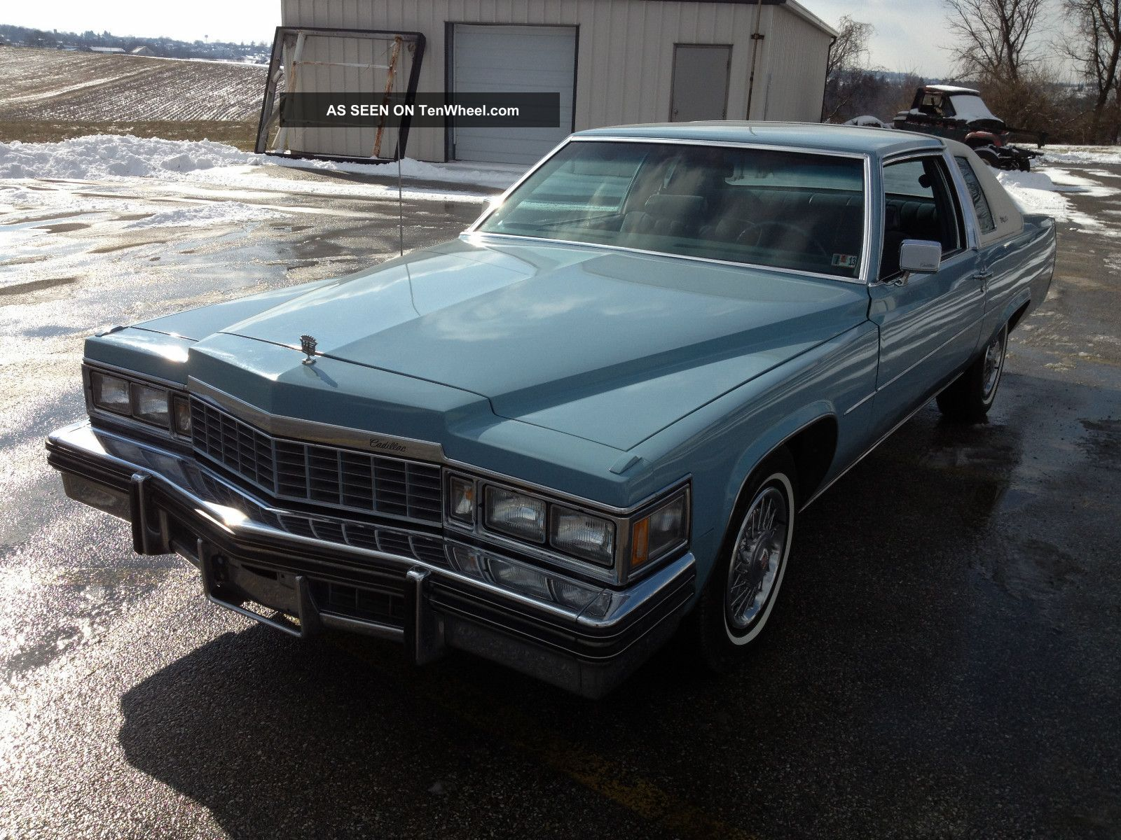 1977 cadillac coupe deville near survivor deville photo 1. Cars Review. Best American Auto & Cars Review