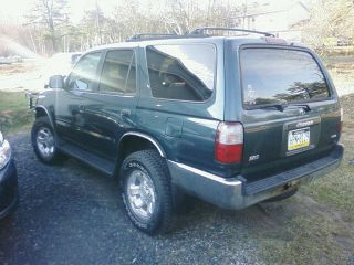 1996 4runner,  Dk Green,  189000,  Sr5,  Loaded photo