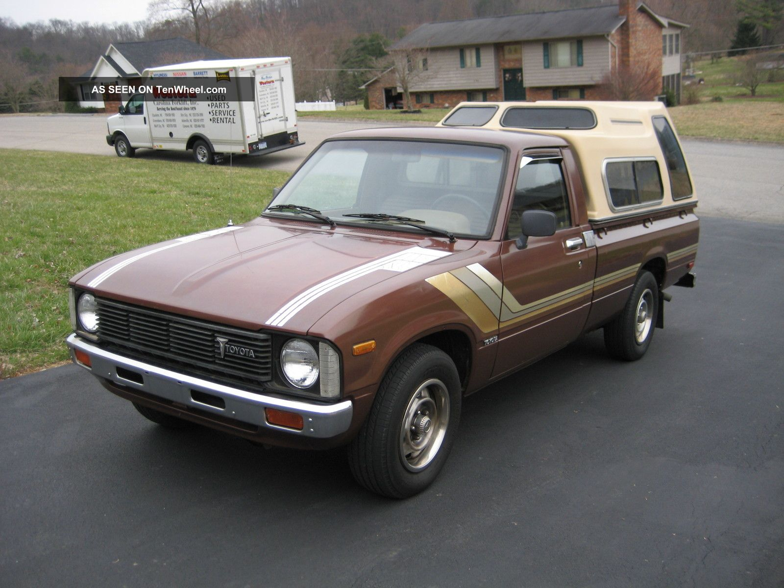1981 toyota pickup. Black Bedroom Furniture Sets. Home Design Ideas