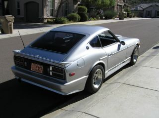 Custom 1977 Datsun 280z photo