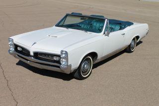 1967 Pontiac Gto Convertible photo