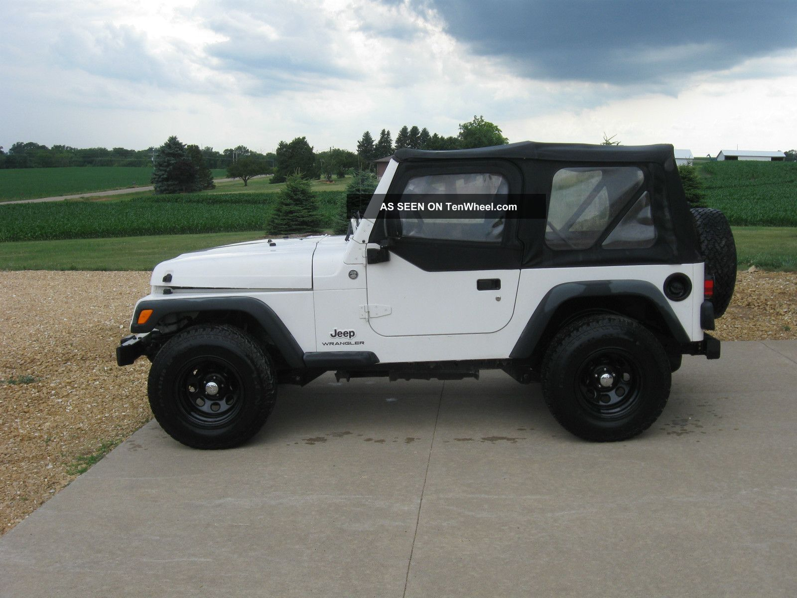2006 jeep wrangler x sport utility 2 door 4 0l. Black Bedroom Furniture Sets. Home Design Ideas