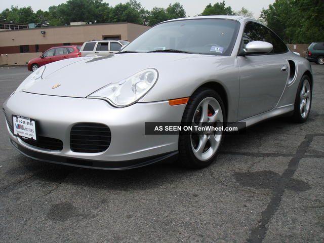 2002 Porsche 911 Turbo Coupe 911 photo